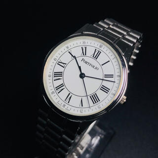 Tiffany & Co. - 【美品 可動品】 ティファニー 腕時計 クラシック ラウンド ダブルネーム 正規