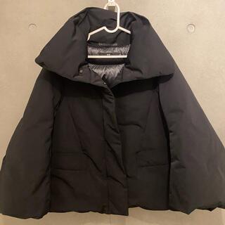 UNIQLO - ユニクロ ハイブリッドダウンジャケット ジルサンダー xs ブラック 黒