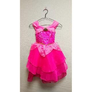 ディズニー(Disney)のディズニーストア オーロラ姫 ドレス 110cm(ドレス/フォーマル)