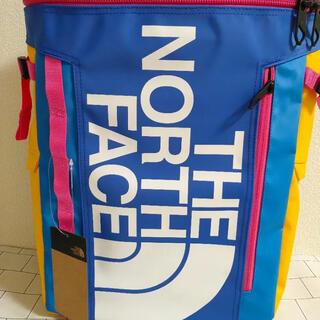 ザノースフェイス(THE NORTH FACE)のノースフェイス ヒューズボックス マルチカラー 入手困難(リュック/バックパック)