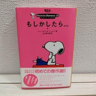 スヌーピー(SNOOPY)のピーナッツ エッセンス12 もしかしたら‥★ Snoopy スヌーピー(アメコミ/海外作品)