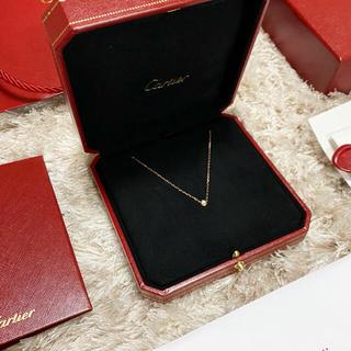 Cartier - 12月購入 美品未使用 カルティエ ネックレス