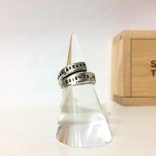 アッシュペーフランス(H.P.FRANCE)のSERGE THORAVAL 幸せの手錠 セルジュトラヴァル リング(リング(指輪))