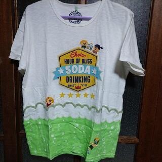 ラフ(rough)のrough ソーダ水 Tシャツ(Tシャツ(半袖/袖なし))