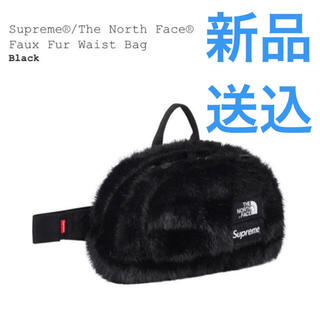 Supreme - Supreme North Face Faux Fur Waist Bag