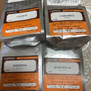 ルピシア(LUPICIA)のLUPICIA 紅茶4点セット(茶)