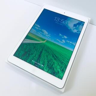 アイパッド(iPad)のiPad Air Wi-Fi+Cellular 32GB【美品】(タブレット)
