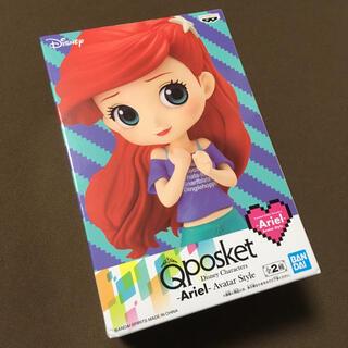 ディズニー(Disney)のQposket フィギュア アリエル A リトルマーメイド ディズニープリンセス(アニメ/ゲーム)
