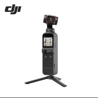 ゴープロ(GoPro)の【新品未開封】DJI POCKET2 CREATOR COMBO(ビデオカメラ)