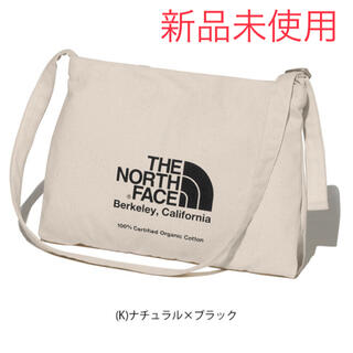 THE NORTH FACE - 【新品未使用】THE NORTH FACE  ミュゼット バッグ  サコッシュ