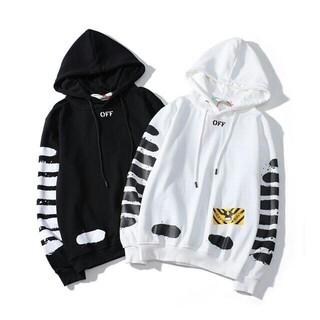 OFF-WHITE - 二枚14000円OFF WHITEオフホワイトパーカー長袖