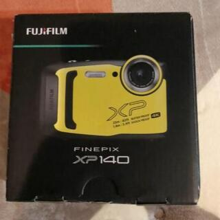 FinePix XP140 [イエロー](ビデオカメラ)
