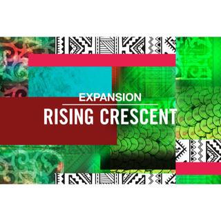 Native instruments RISING CRESCENT(ソフトウェア音源)
