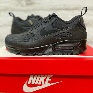 ナイキ(NIKE)のNIKE AIR MAX 90 SURPLUS BLACK 25cm(スニーカー)