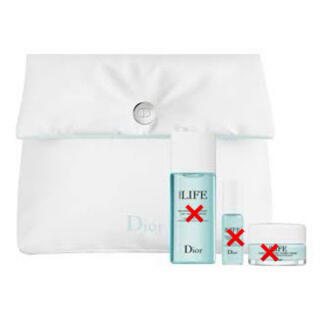 Dior - ディオール ノベルティ ポーチ 新品 大容量