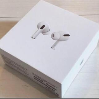 アップル(Apple)のApple Air Pods Pro(ヘッドフォン/イヤフォン)