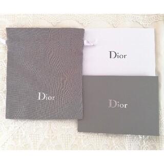 Christian Dior - dior ディオール 巾着 ランコム ノベルティ ポーチ コスメポーチ