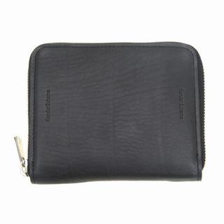 エンダースキーマ(Hender Scheme)のエンダースキーマ square zip purse 財布 ブラック 新品未使用(折り財布)
