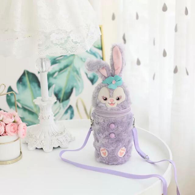 ステラ・ルー(ステラルー)の日本未発売 ステラルー  水筒ケース 水筒カバー ショルダータイプ 数量限定 エンタメ/ホビーのおもちゃ/ぬいぐるみ(キャラクターグッズ)の商品写真