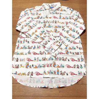 ディズニー(Disney)のディズニーランド購入 Yシャツ(シャツ/ブラウス(長袖/七分))