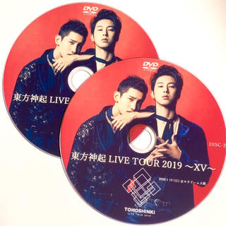 トウホウシンキ(東方神起)の東方神起 京セラ LIVE XV ノーカット完全版 ☆DVD☆(K-POP/アジア)