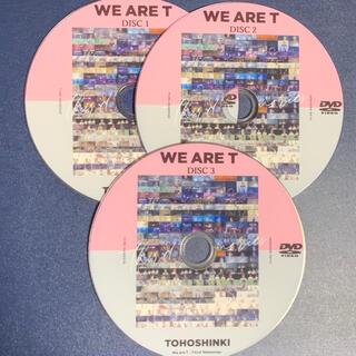 トウホウシンキ(東方神起)の東方神起 We are T ~Third Memories~ ☆DVD☆(K-POP/アジア)