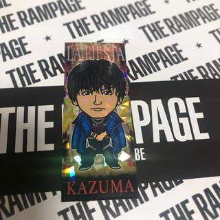 ザランページ(THE RAMPAGE)の川村壱馬 千社札⑩(アイドルグッズ)