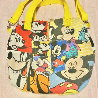 ディズニー(Disney)のトートバッグ ショルダーバック(ショルダーバッグ)