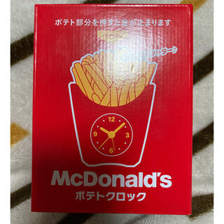 マクドナルド - ポテトクロック マクドナルド 福袋