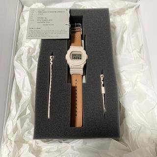 エンダースキーマ(Hender Scheme)の専用 Hender Scheme × G-SHOCK  (腕時計(デジタル))