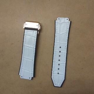 HUBLOT - 超お買い得・★新品★ウブロ腕時計汎用レザーベルト(バックル付き)