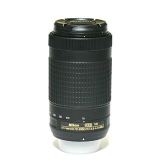 Nikon - 【Nikon】美品★望遠レンズ!AF-P NIKKOR 70-300mm VR