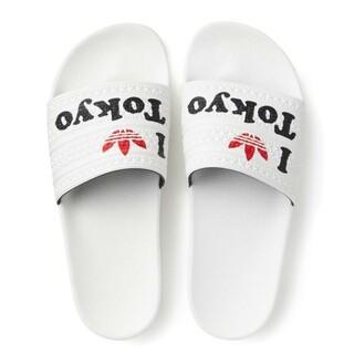 アディダス(adidas)の新品 送料無料 adidas アディダス アディレッタ 26.5センチ サンダル(サンダル)