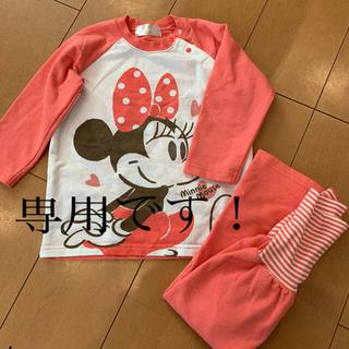 Disney - ミニー パジャマ
