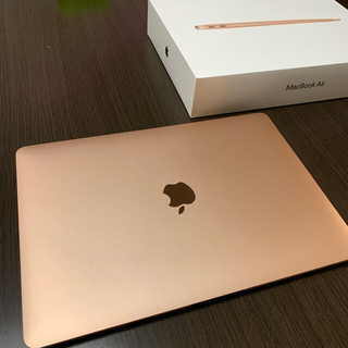 Apple - 《ほぼ新品》MacBook Air 2020 アップルケア加入済み