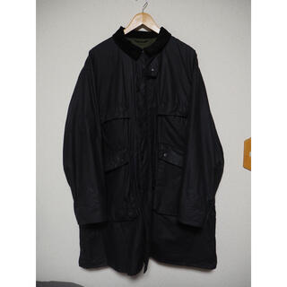 1LDK SELECT - 20aw KAPTAIN SUNSHINE × BARBOUR トラベラーコート