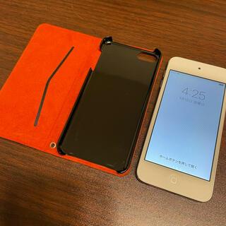 アップル(Apple)のipod touch 6世代 32GB 新品バッテリー(ポータブルプレーヤー)