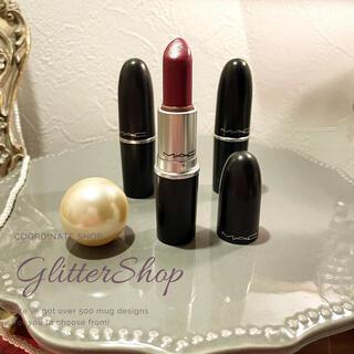 MAC -  MAC  リップスティック カラー キャプティブ 口紅 ブドウカラー