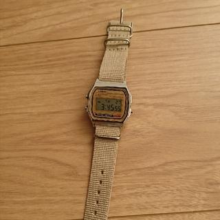 カシオ(CASIO)のチープカシオ  腕時計  CASIO A-158WEA-9JF(腕時計(デジタル))