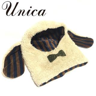 ユニカ(UNICA)のunica ユニカ ウサギ帽子(帽子)