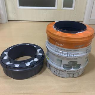 コンビ(combi)の新品 ポイテック 共用スペアカセット(紙おむつ用ゴミ箱)