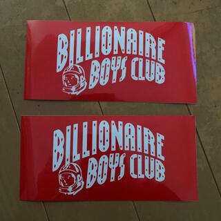 ビリオネアボーイズクラブ(BBC)のbbc ステッカー(Tシャツ/カットソー(半袖/袖なし))