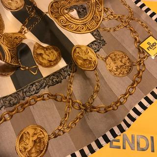 FENDI - フェンディ ハンカチスカーフ大判 ラージコレクション elegant