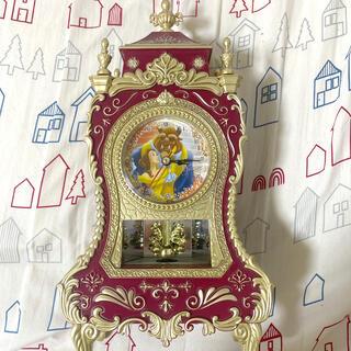 ディズニー(Disney)のディズニープリンセス   置き時計(置時計)