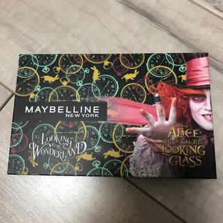 MAYBELLINE - メイベリンニューヨーク ポストカード アイシャドウ パレット AL-1