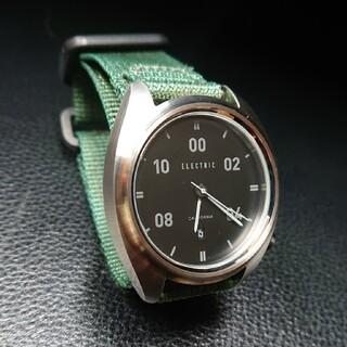 エレクトリックコテージ(ELECTRIC COTTAGE)のエレクトリック(腕時計(アナログ))