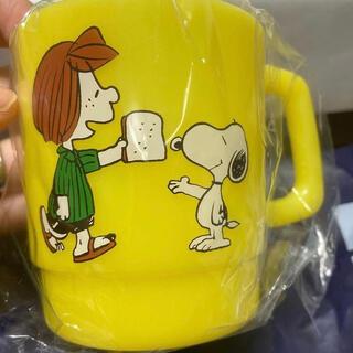 スヌーピー(SNOOPY)のメラミンコップ スヌーピー(マグカップ)