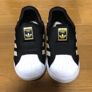 adidas - アディダススリッポン16センチ