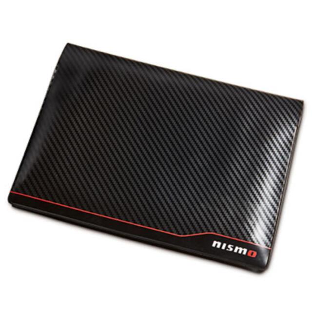 日産(ニッサン)の日産純正 NISMO 車検証ケース 自動車/バイクの自動車(車外アクセサリ)の商品写真
