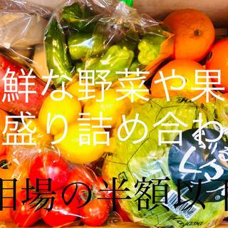 新鮮野菜とフルーツ詰め合わせBOX 送料無料(野菜)